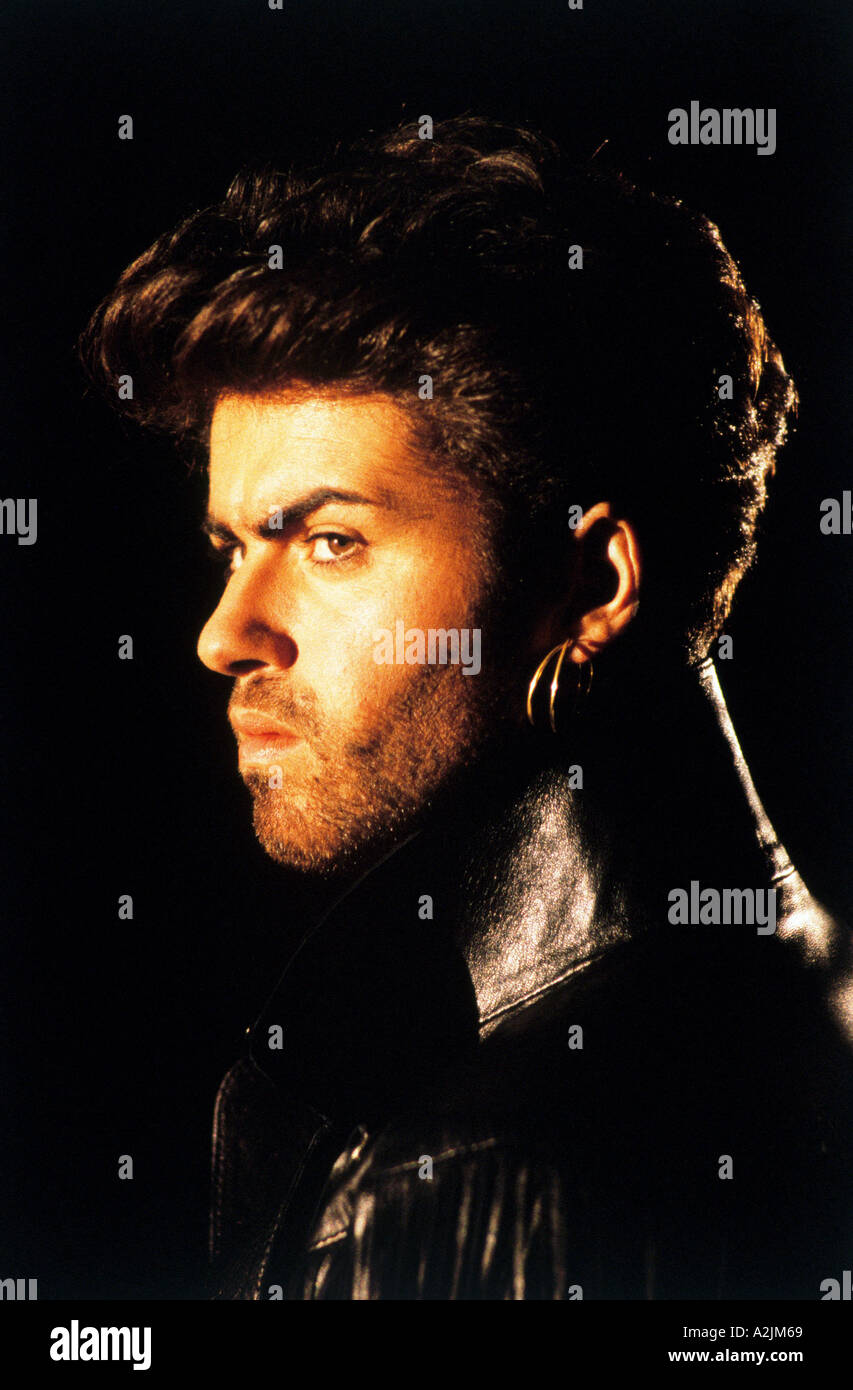 George michael pop superstar has died at 53 new york times - George Michael Uk Pop Singer Writer Here In 1986 Stock Image