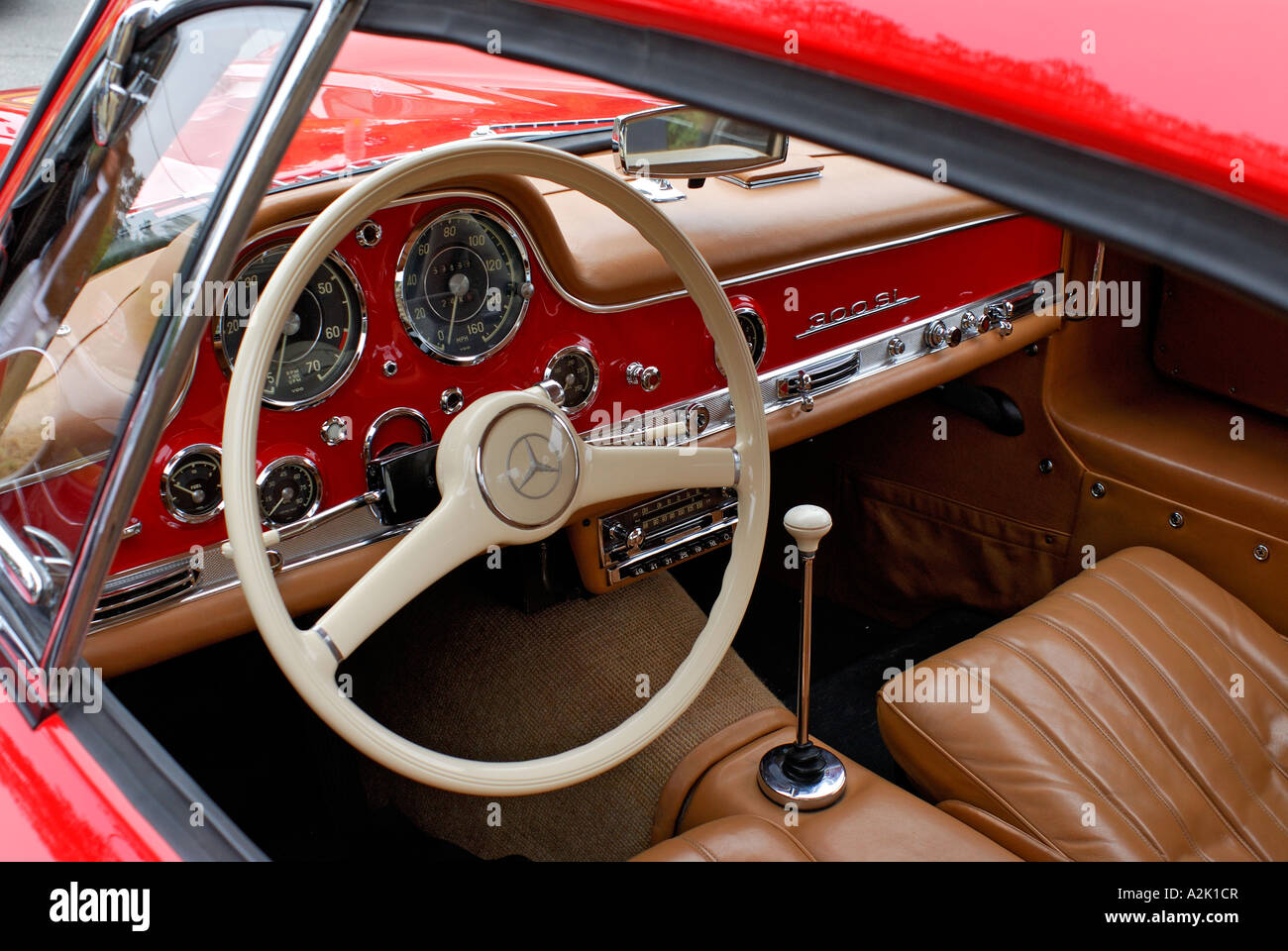 Quot Mercedes Benz 300 Sl Gullwing Coupe 1955 Interior