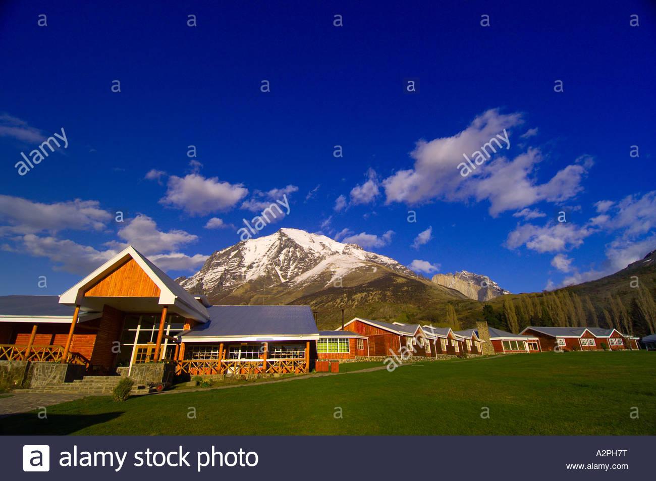 Hosteria Las Torres de la Patagonia lodge in Torres del Paine ...
