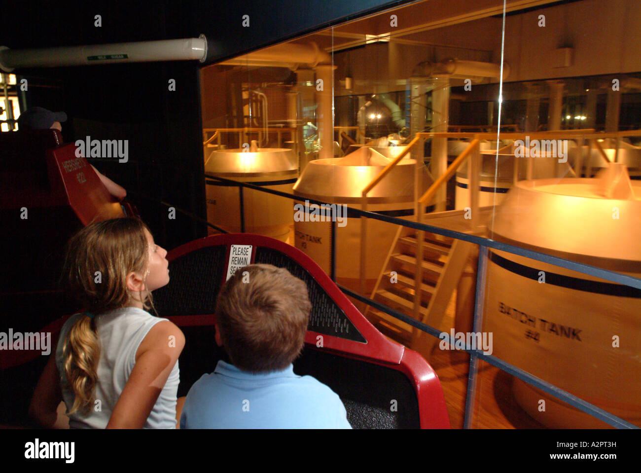 Hershey Chocolate World Stock Photos & Hershey Chocolate World ...