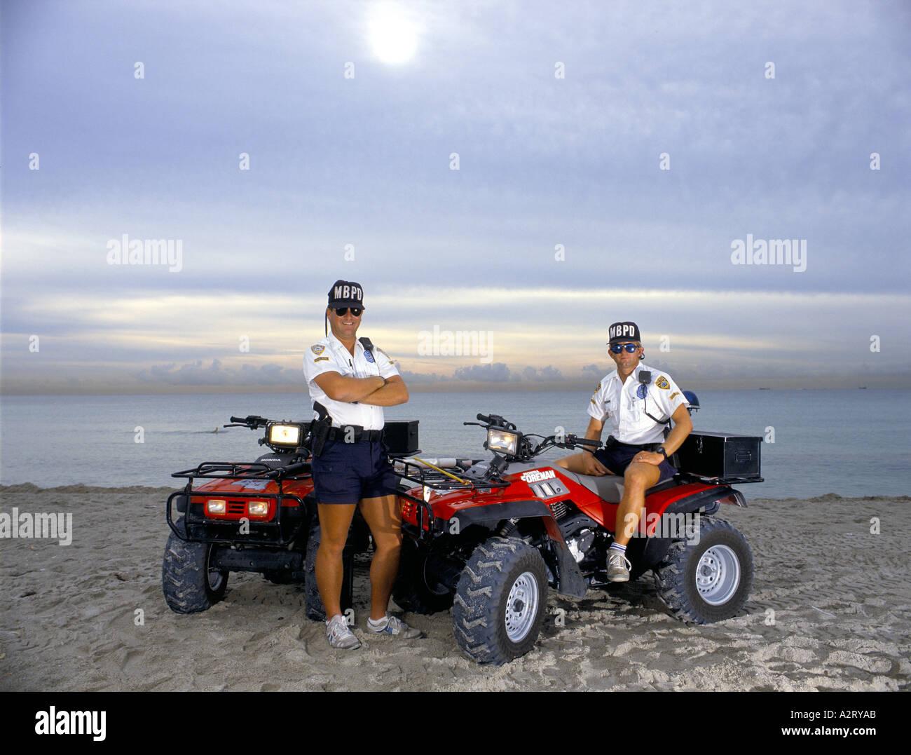 Police Miami Beach