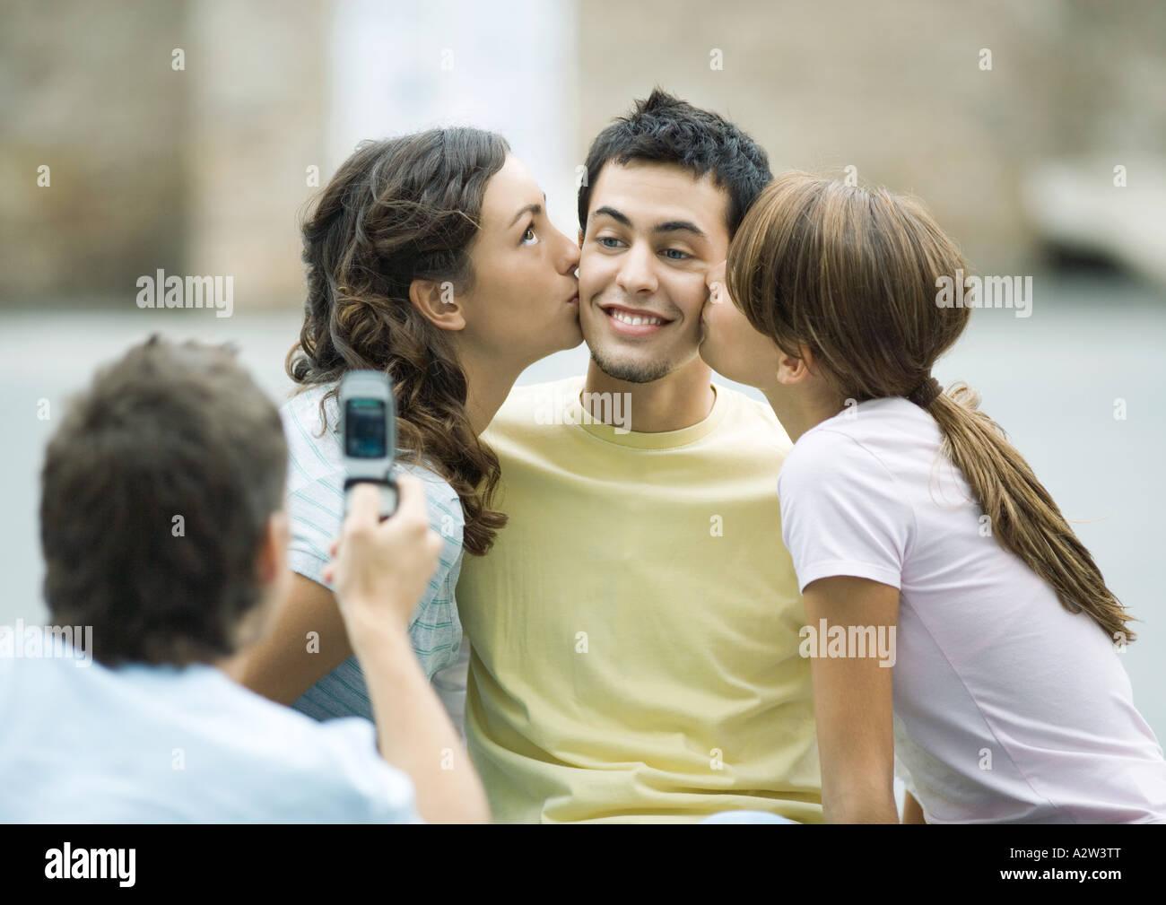 Teen Teenage Kissing 63