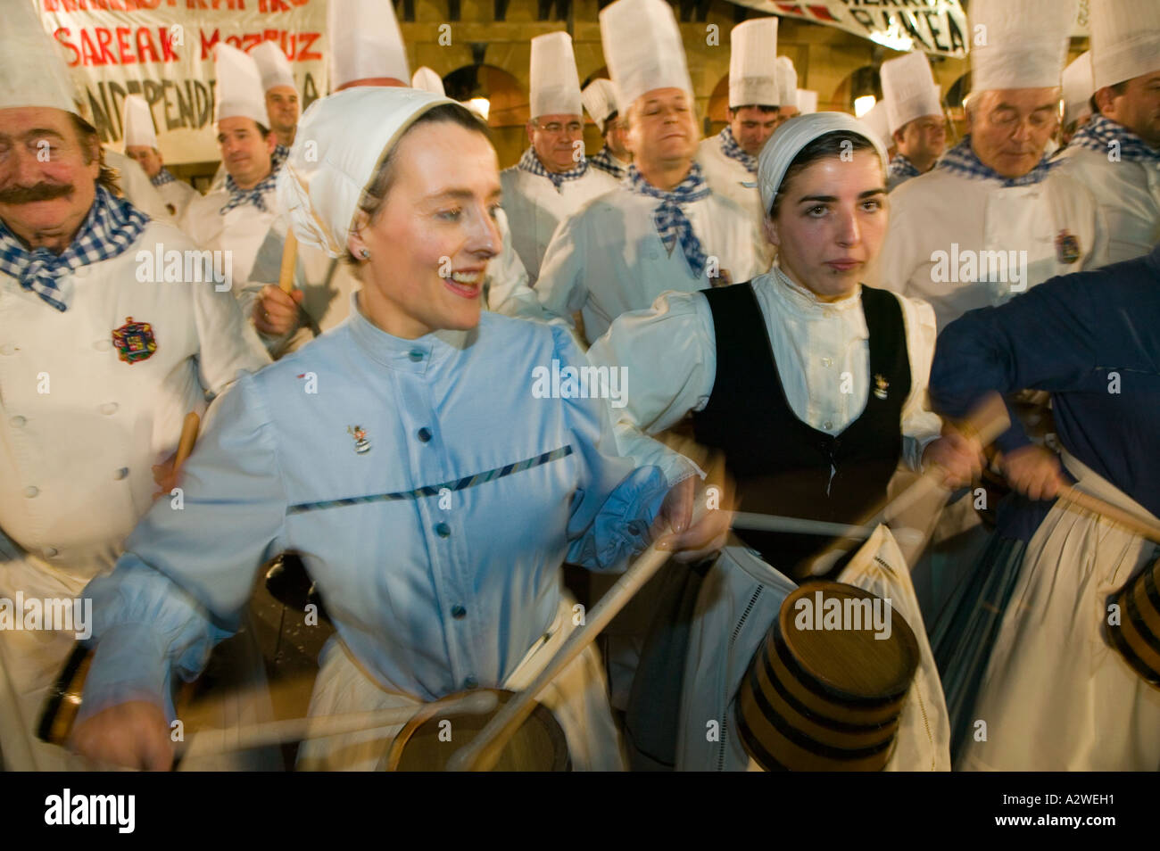 basque country women