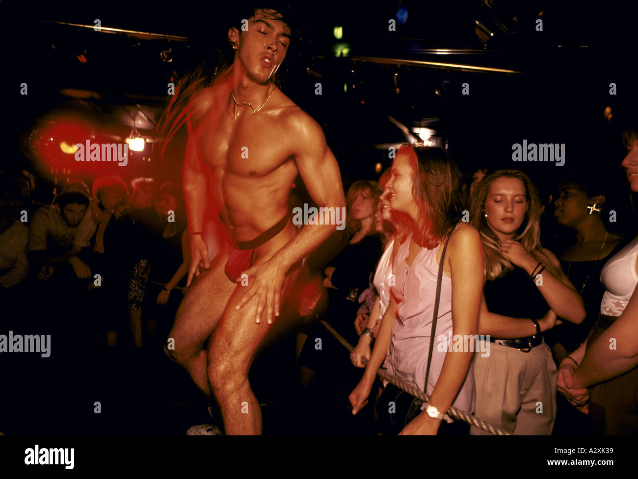 Fuckin erotic dance club love