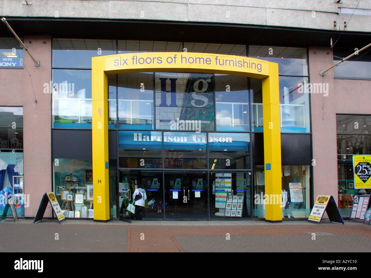 Delightful Harrison Gibson Furniture Store Ilford Essex