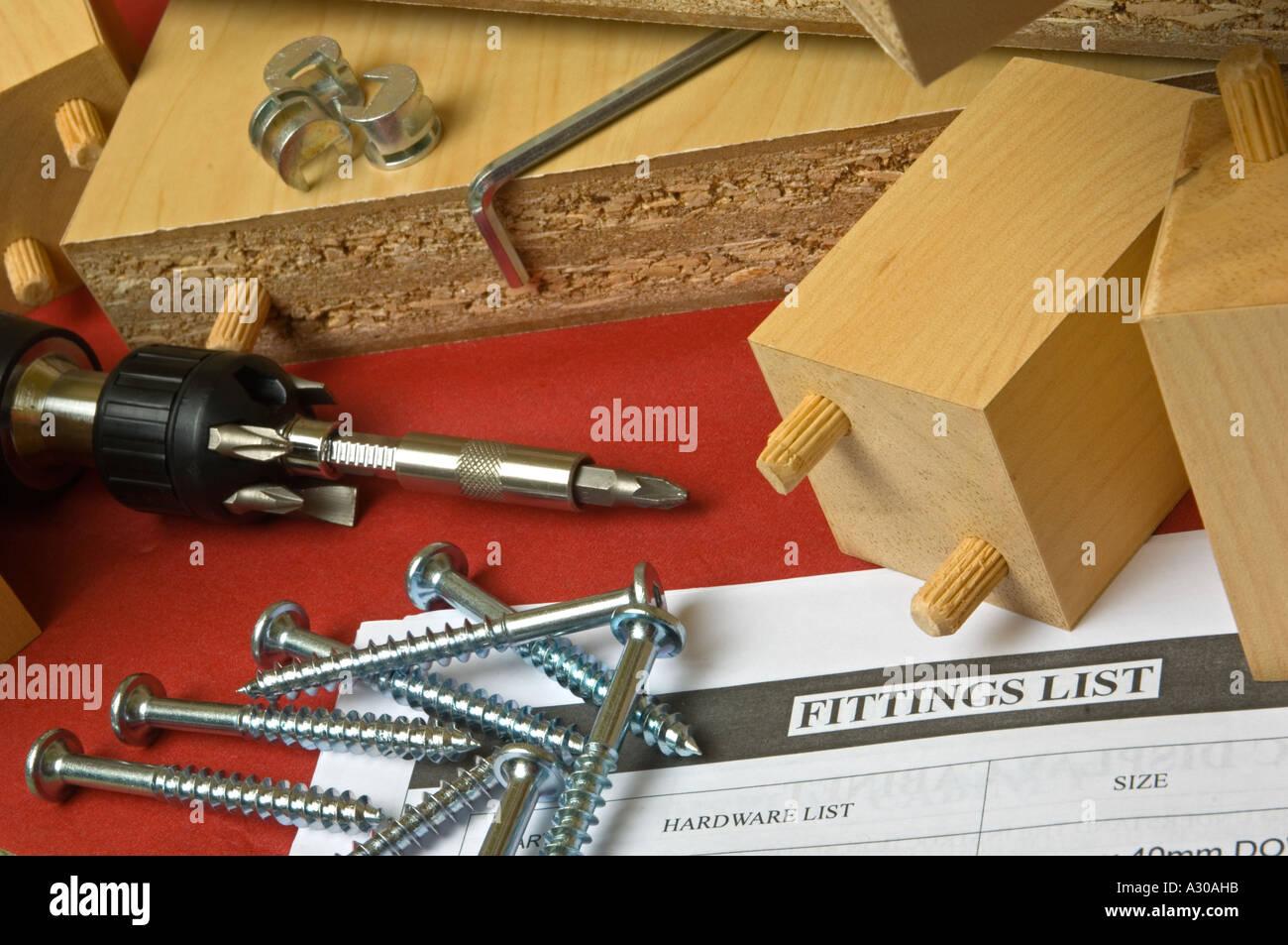 Мебель ремонтируем своими руками