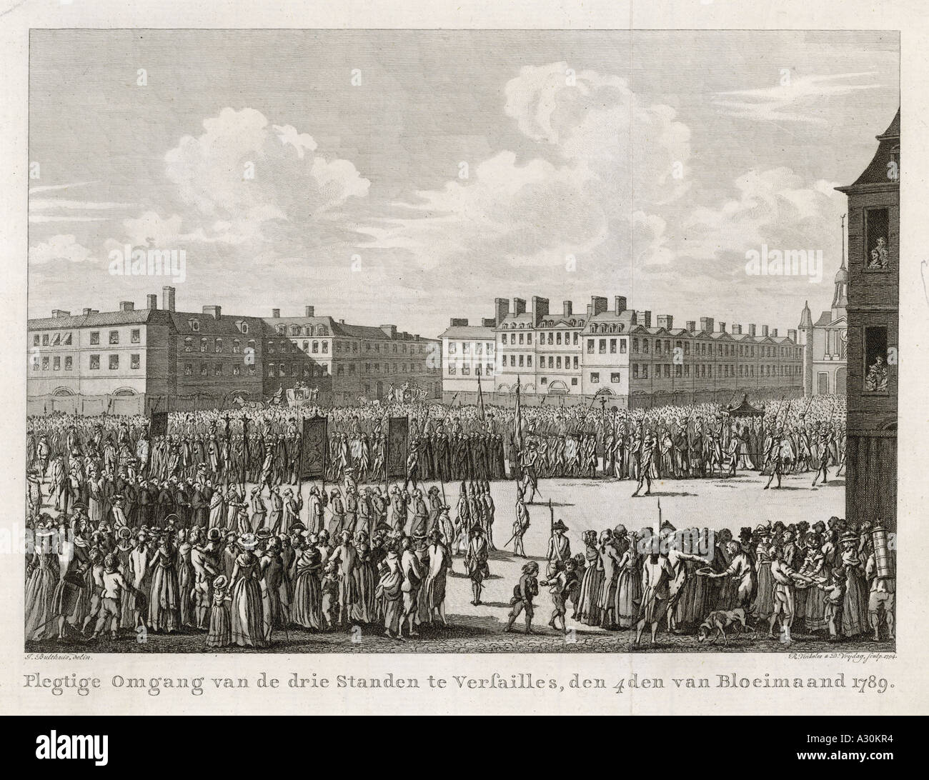 French Revolution 1789 Stock Photo, Royalty Free Image ...