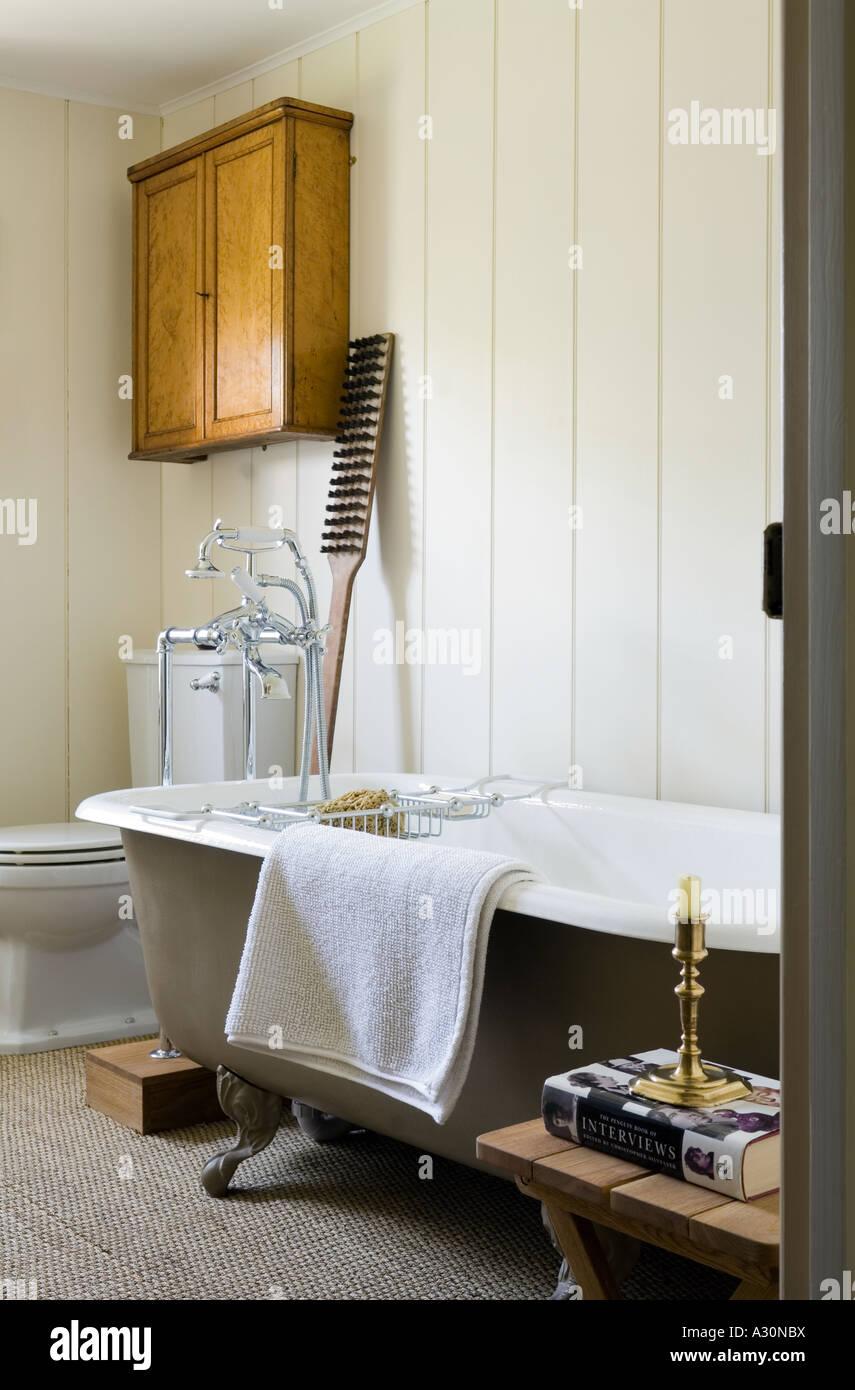 Stock bathroom cabinets