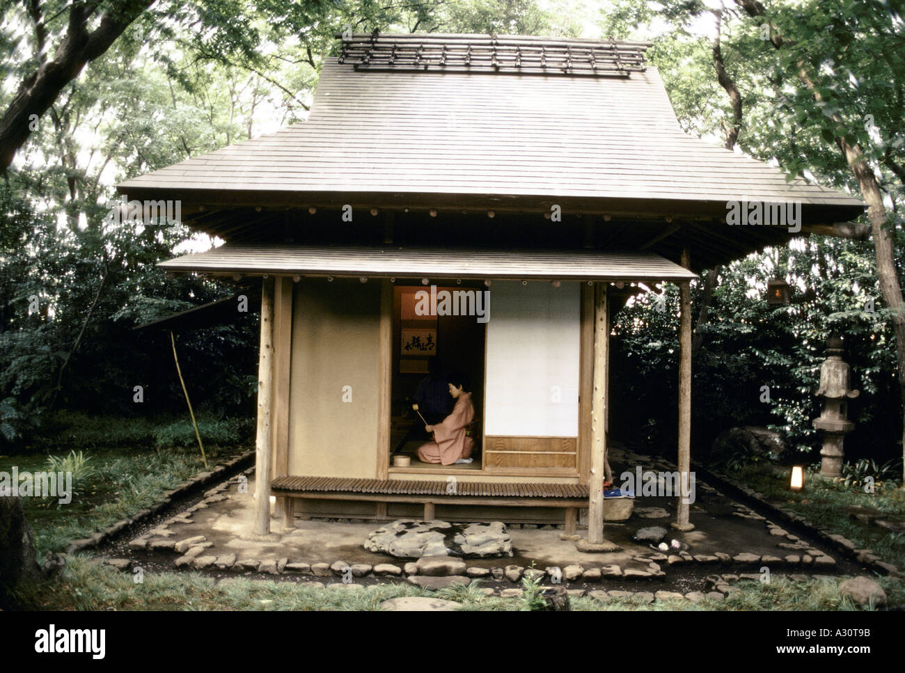 ... is enacted in this japanese tea house on japanese tea house plans free