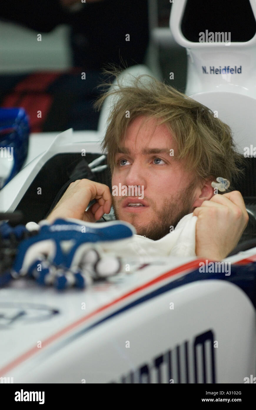 German Valencia It U B German Valencia German Formula Driver  # Muebles Kostic Palencia