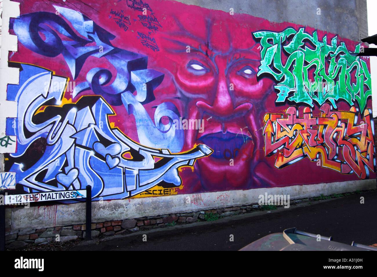 Graffiti wall uk - Graffiti Wall Art Montpelier Bristol Uk