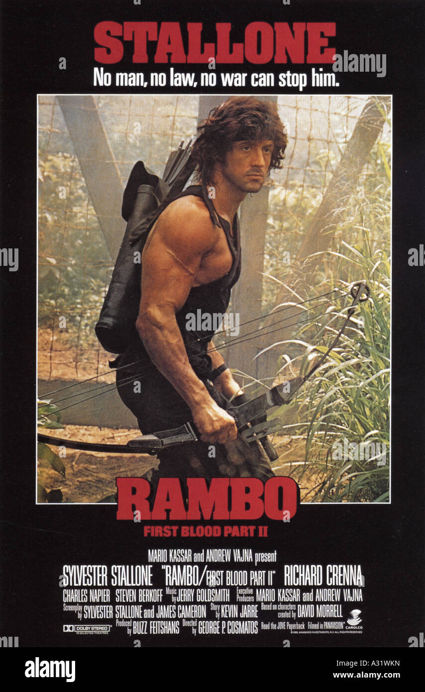 Download Film Rambo First Blood Part Ii 1985