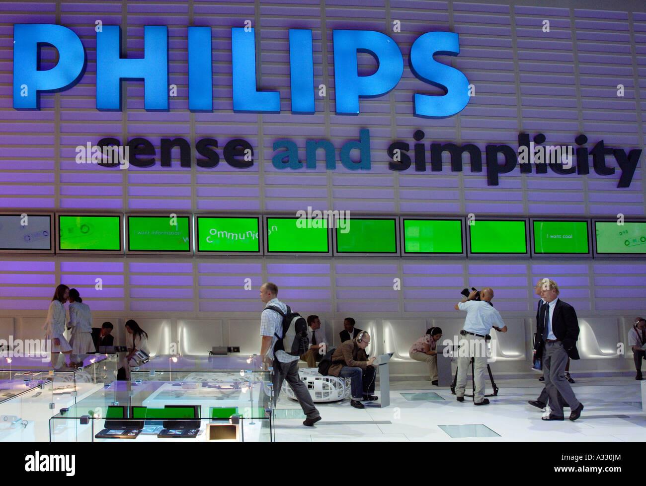 Logo of the electronics company philips at the internationals logo of the electronics company philips at the internationals radio and television exhibition berlin germany buycottarizona