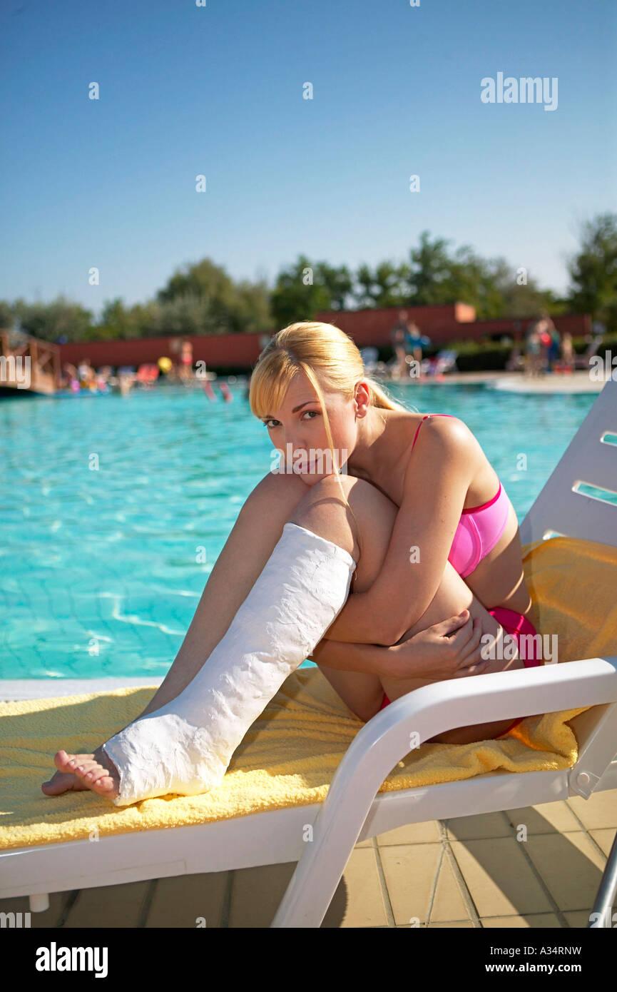 Frauen Ficken Am Pool