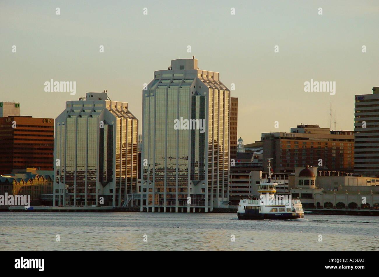 Downtown Halifax Nova Scotia
