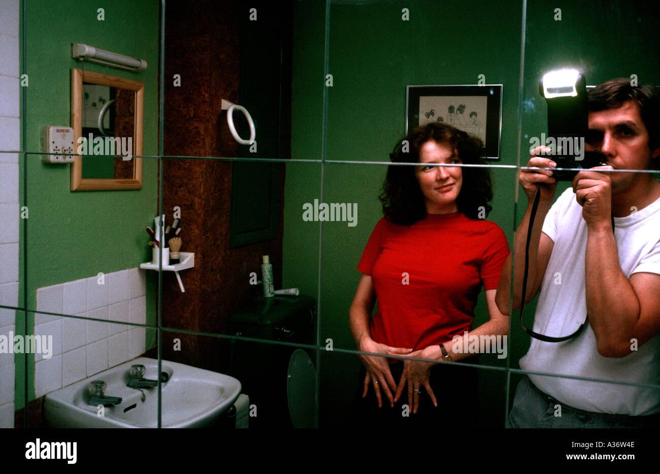 Mirror in the bathroom lyrics