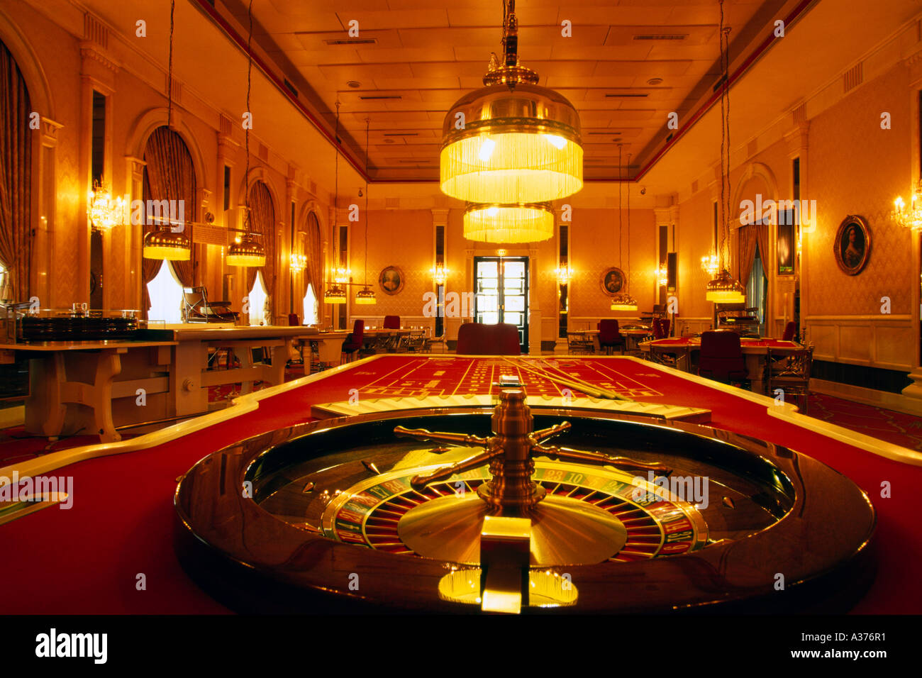 Casino Bad Homburg Permanenzen