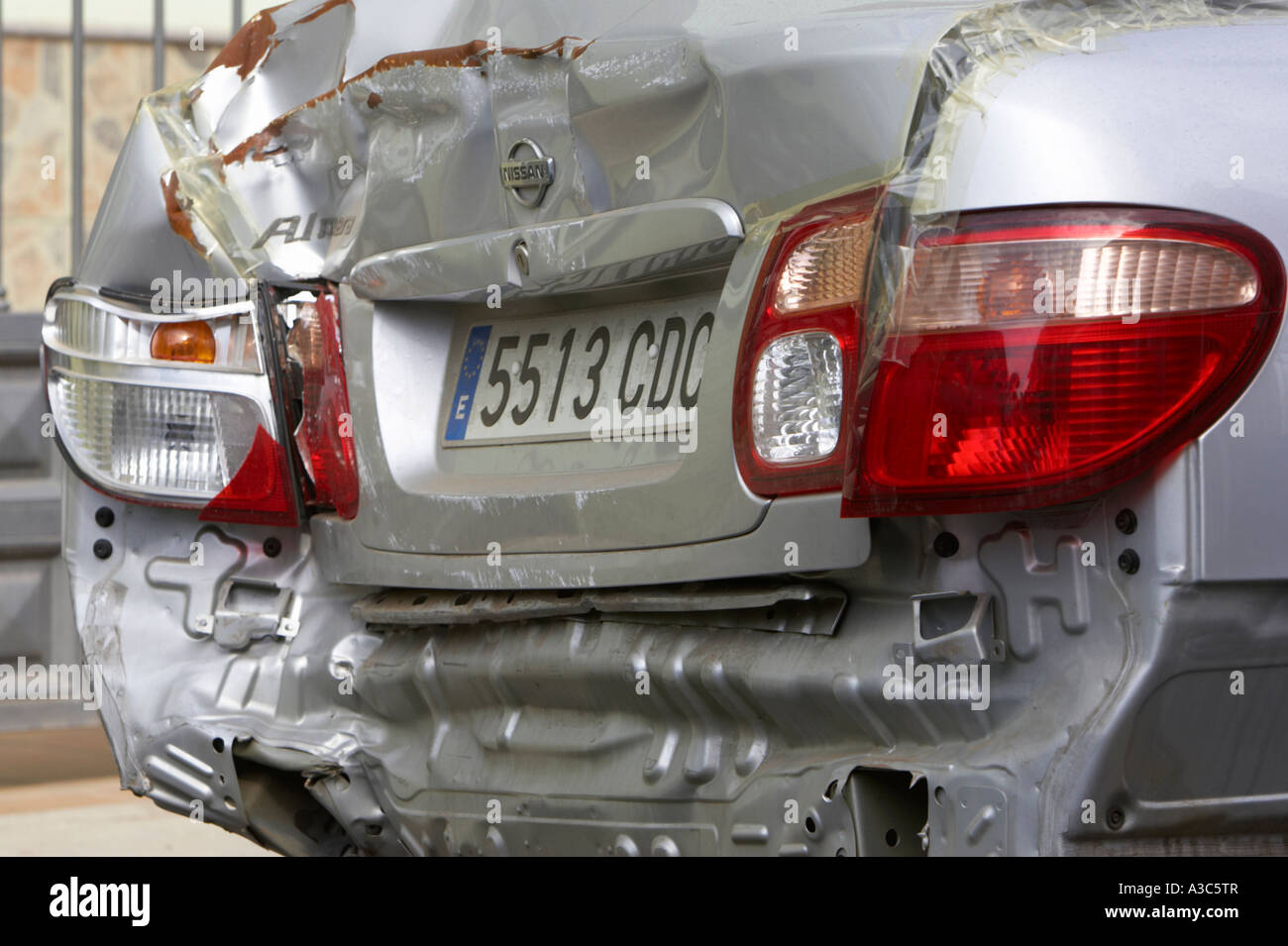 How To Cover Collision Damage On Car