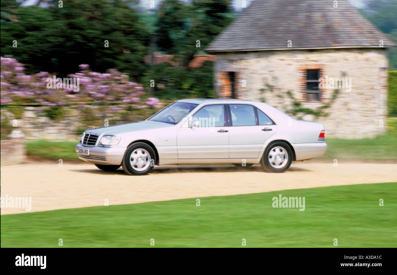 1998 mercedes benz s500
