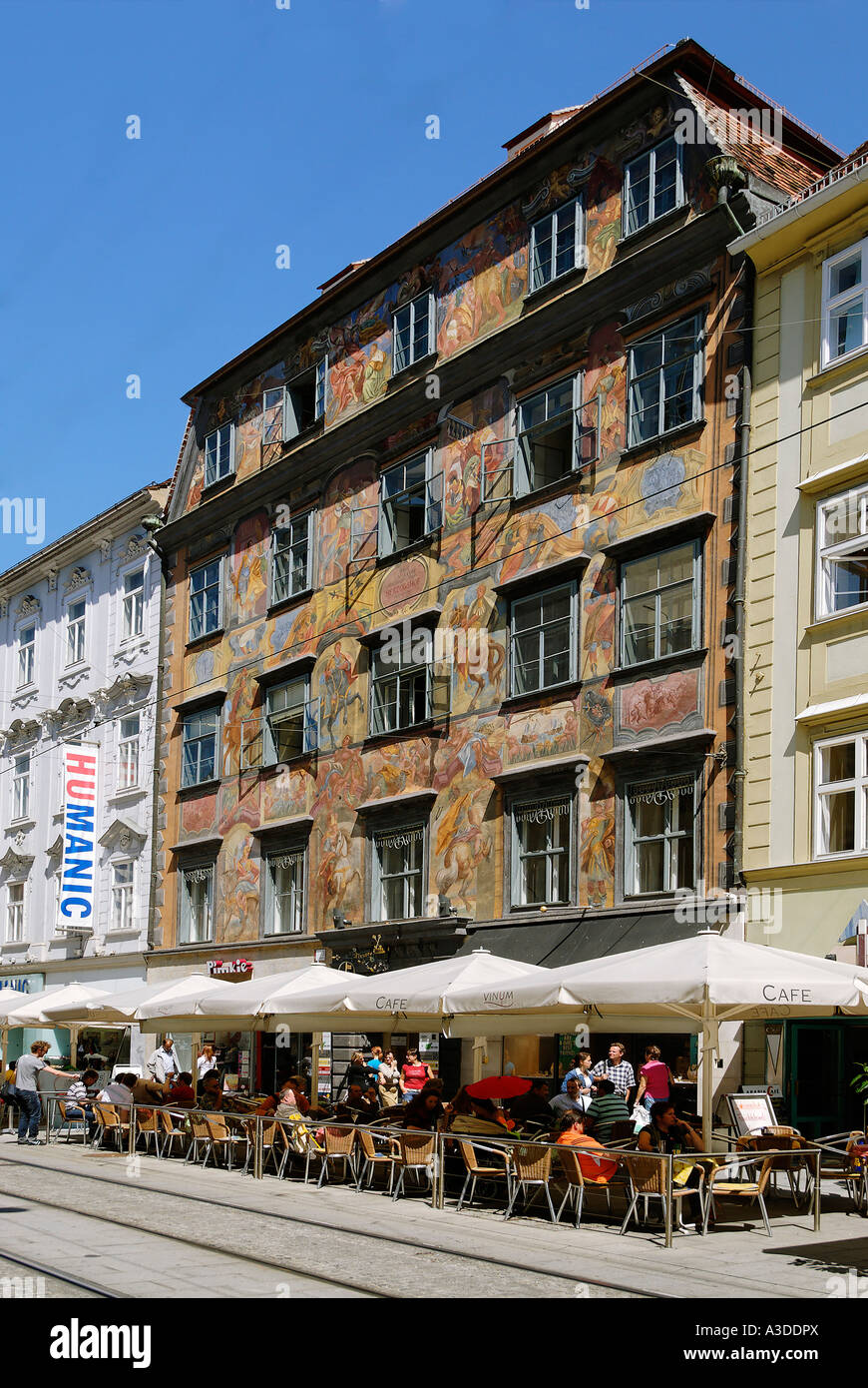 herzogshof herrengasse 3 graz capital of styria austria. Black Bedroom Furniture Sets. Home Design Ideas