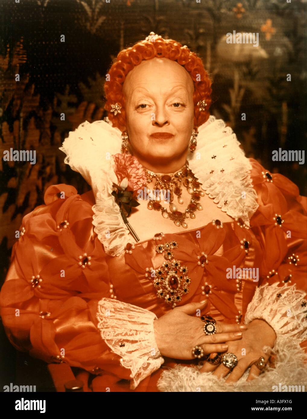virgin queen 1955 tcf film with bette davis as elizabeth i