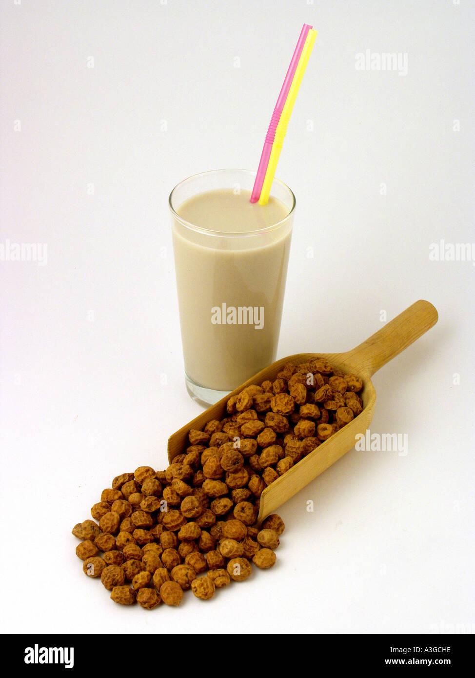 recipe: tiger nuts horchata [15]