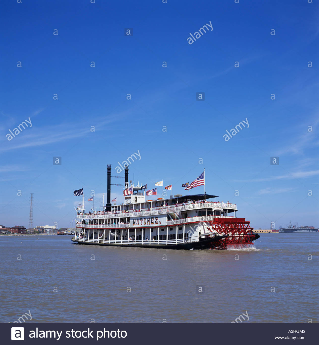 Mississippi River Cruise Boat New Orleans United States Tourist - United states river cruises