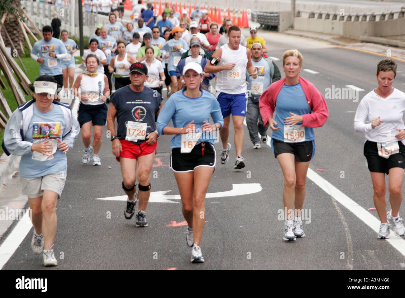 Photos From Rock '-n'- Roll Virginia Beach Half Marathon