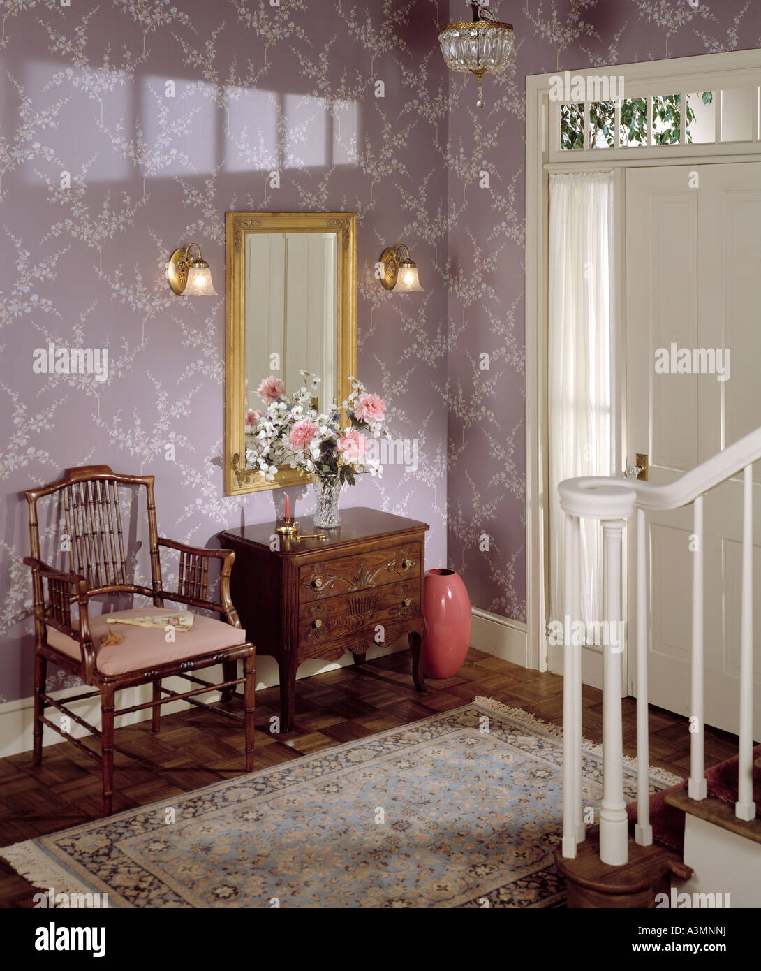 Carpet for front door home design ideas and pictures interior room front door entry entrance hall hallway stairs rug carpet wall mirror rubansaba