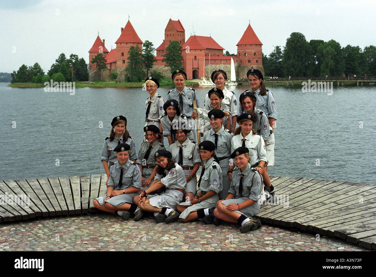 trakai girls Rowing at the 2018 summer youth olympics is due to be held from october 7 to october 11  qualified girls  trakai: 2–6 august 2017: 8 .