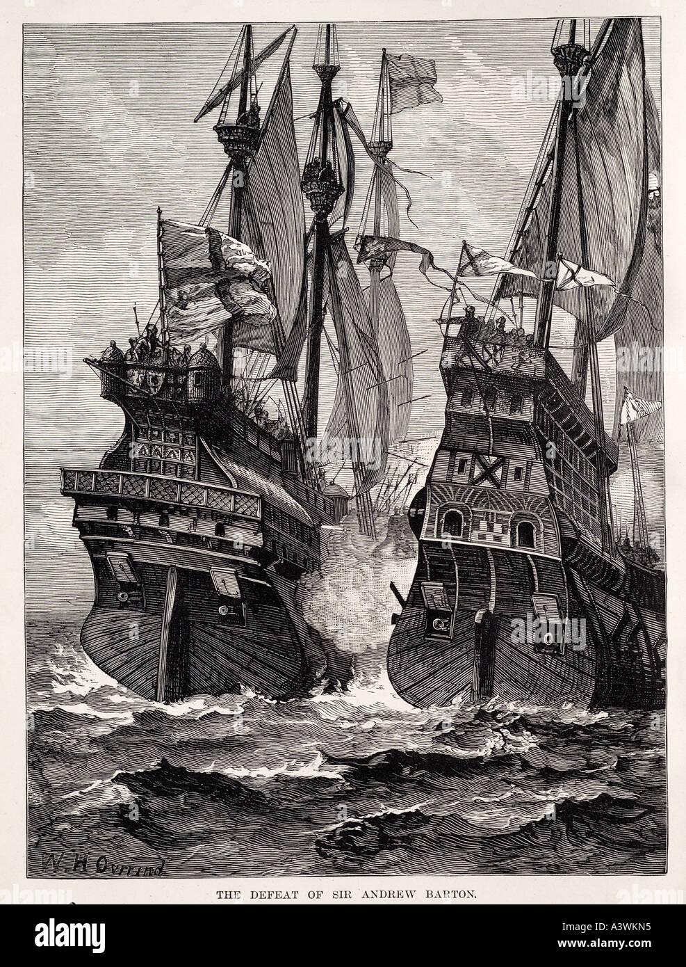 Captain Galleon