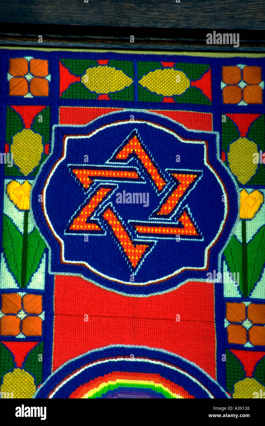 The symbol for trinity or the sign of david needlepoint tapestry the symbol for trinity or the sign of david needlepoint tapestry st paul minnesota usa biocorpaavc Choice Image