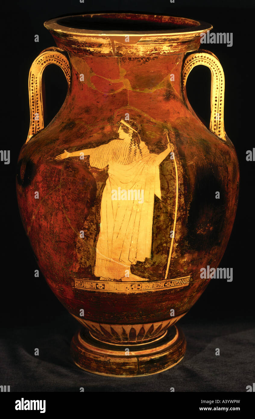 Fine arts ancient world greece vase painting goddess demeter fine arts ancient world greece vase painting goddess demeter red figure amphora syriskos painter circa 470 bc deutsches reviewsmspy