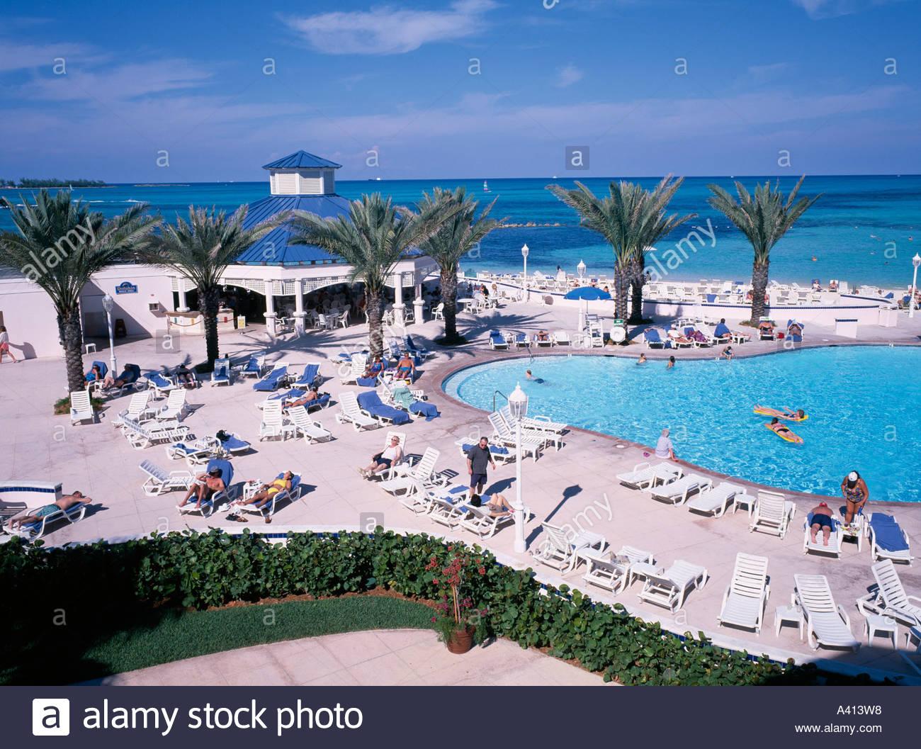Wyndham Rose Hall Resort Montego Bay Jamaica Blue Sky