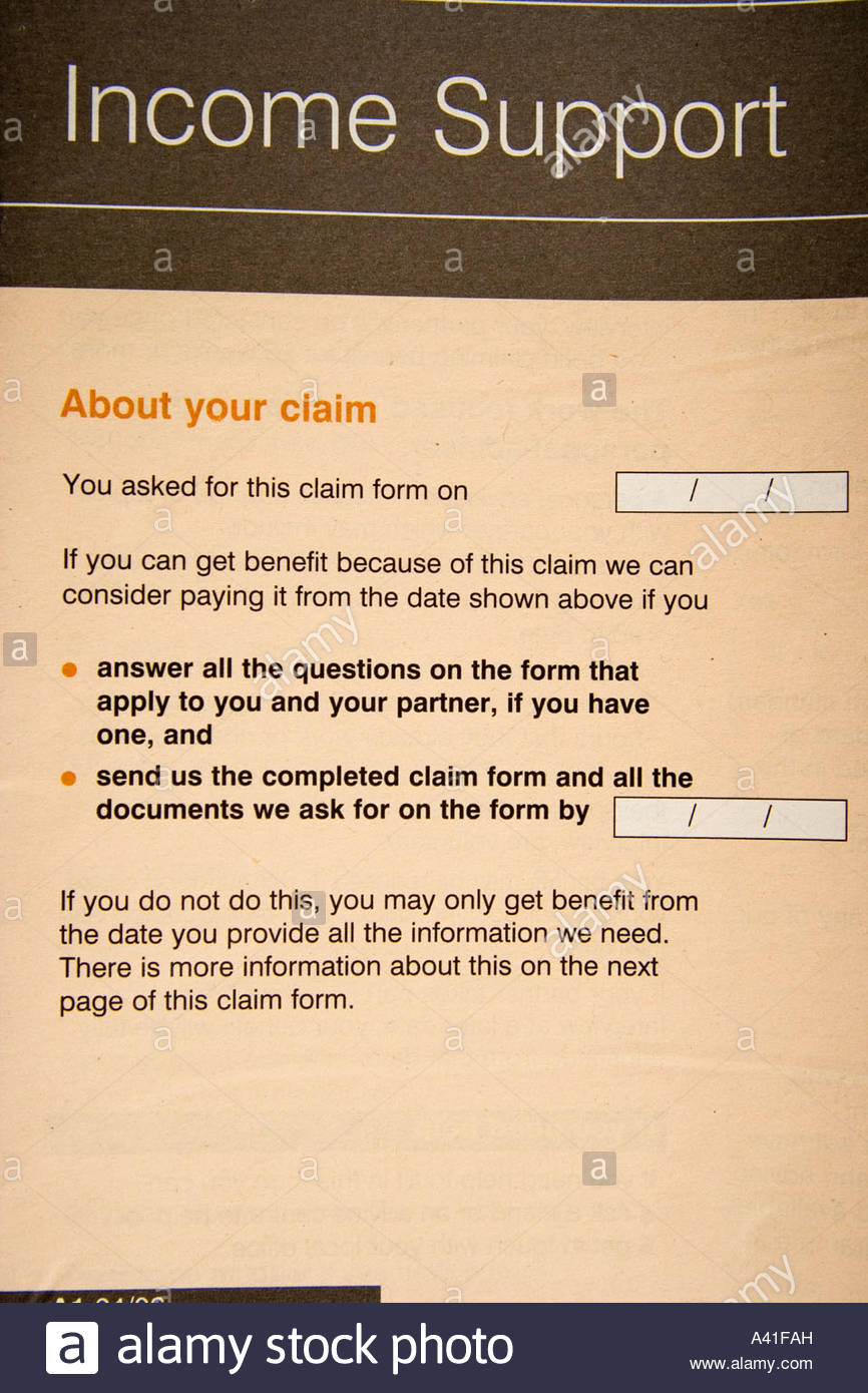British state benefit department of work and pensions dwp job british state benefit department of work and pensions dwp job centre plus claim form for income support falaconquin