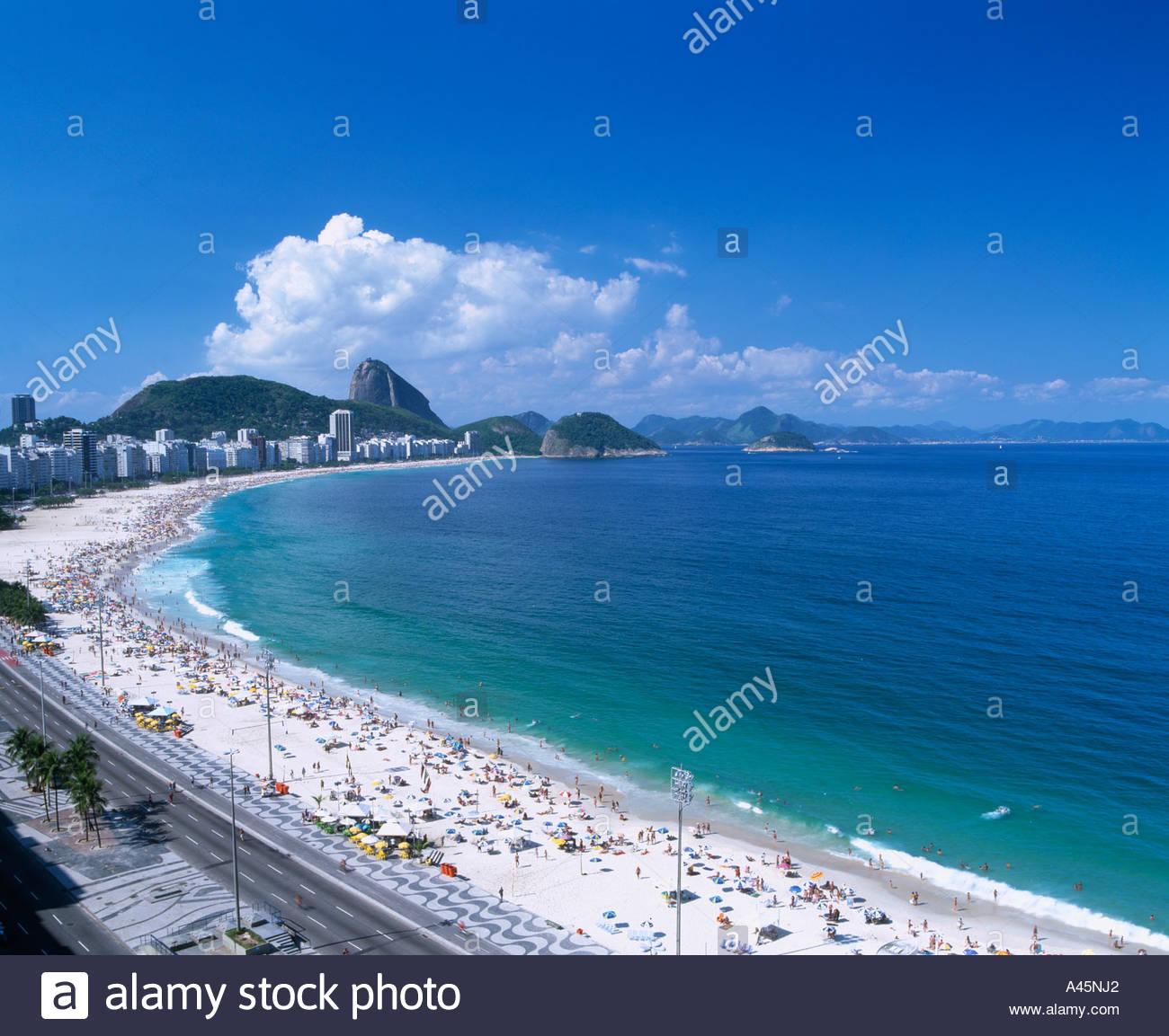 Rio de Janeiro Brazil Sky