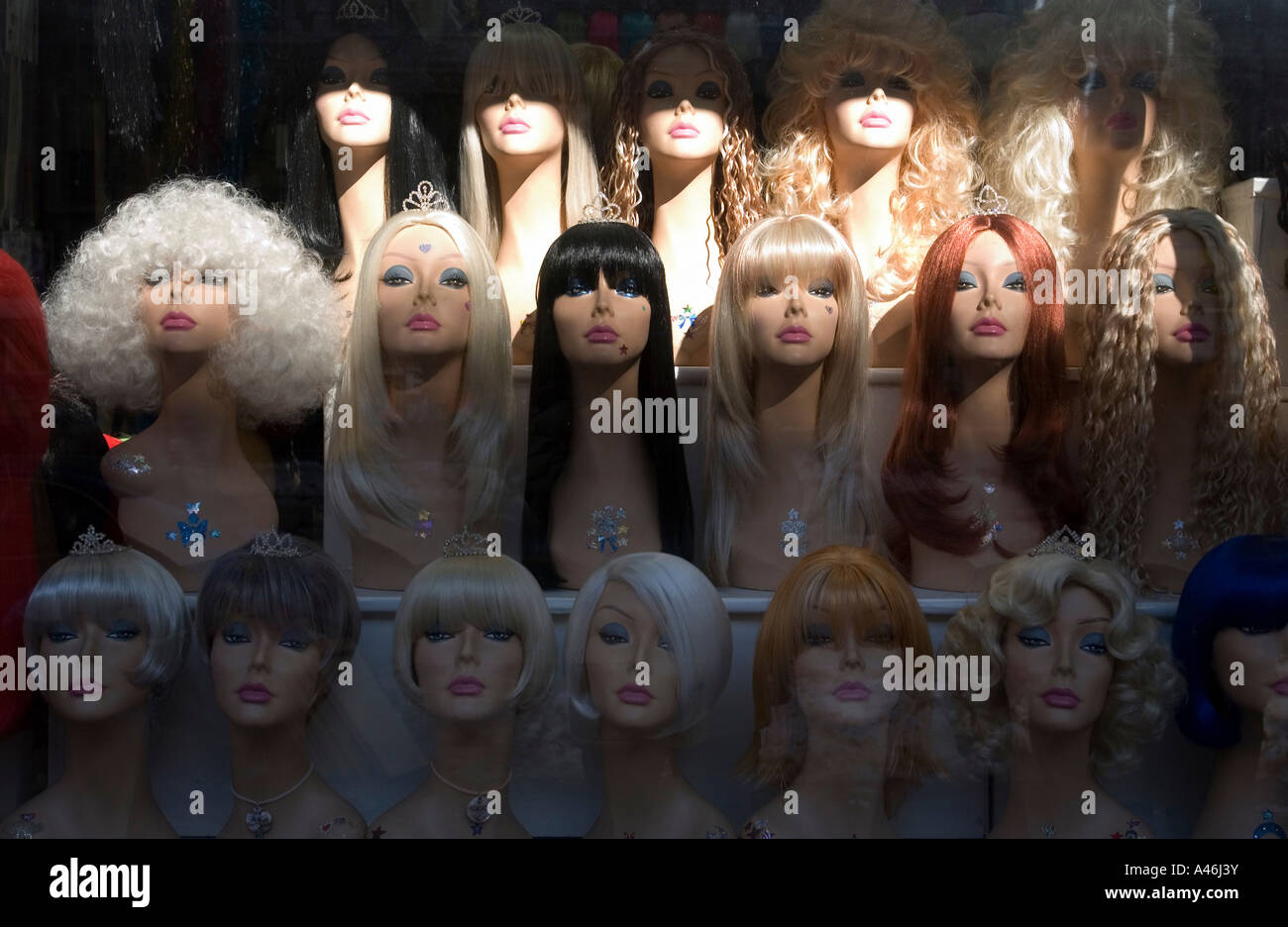Wig Shops in New York