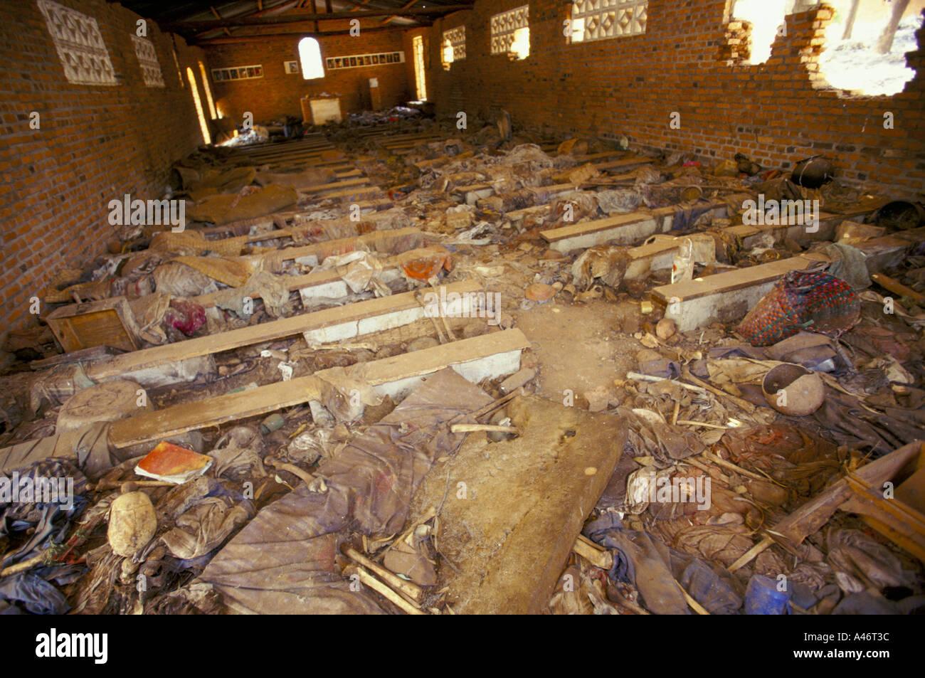 Ruanda Massaker