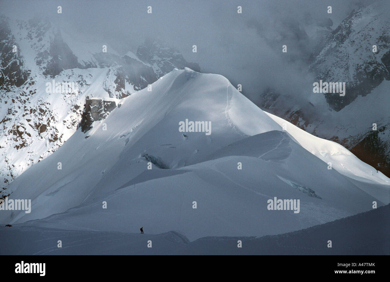 a-lone-climber-high-in-the-french-alps-A