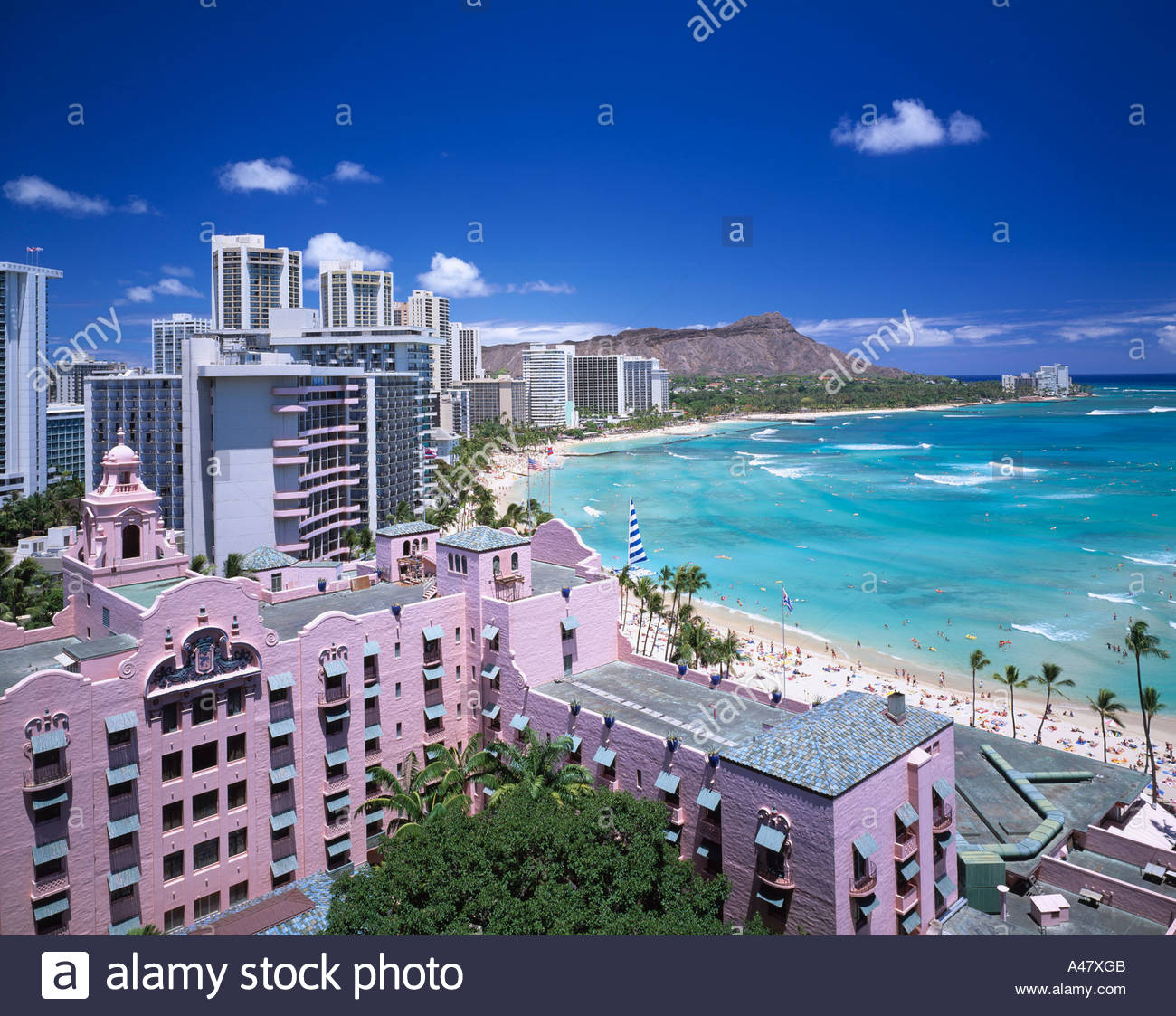 Sheraton Diamond Head Waikiki Beach Oahu Hawaii United States Of - Sheraton hawaii