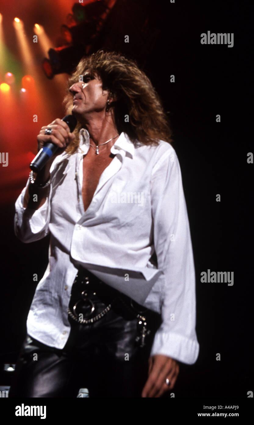Whitesnake Lead Singer Whitesnake Band Stock Photos Amp Whitesnake Band Stock Images Alamy
