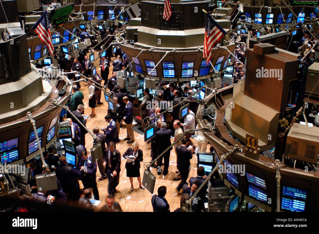 Exchange brokers
