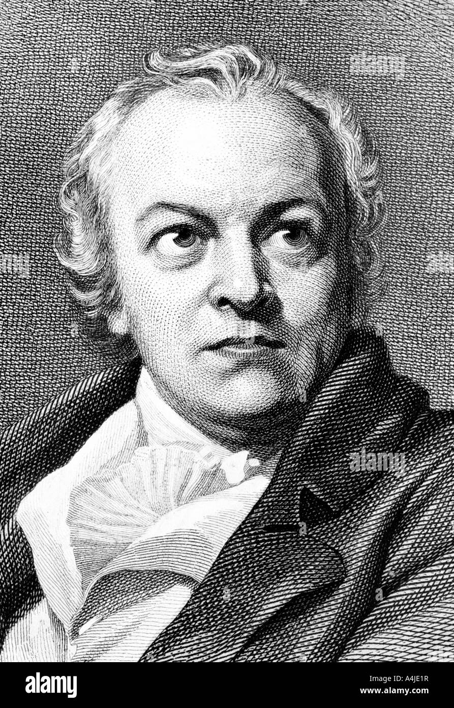a biography of william blake an english artist William blake: british, 1757 - 1827  the third son of the five children of james  blake and his wife, catherine, blake was born near golden square, soho,.