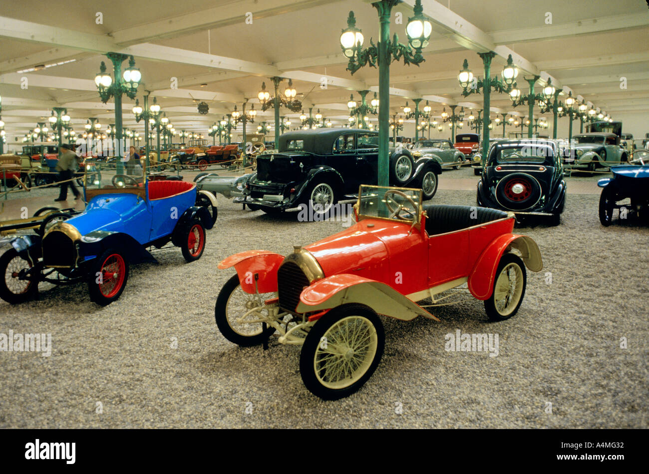 automobile museum in mulhouse alsace france stock photo royalty free image 3616817 alamy. Black Bedroom Furniture Sets. Home Design Ideas