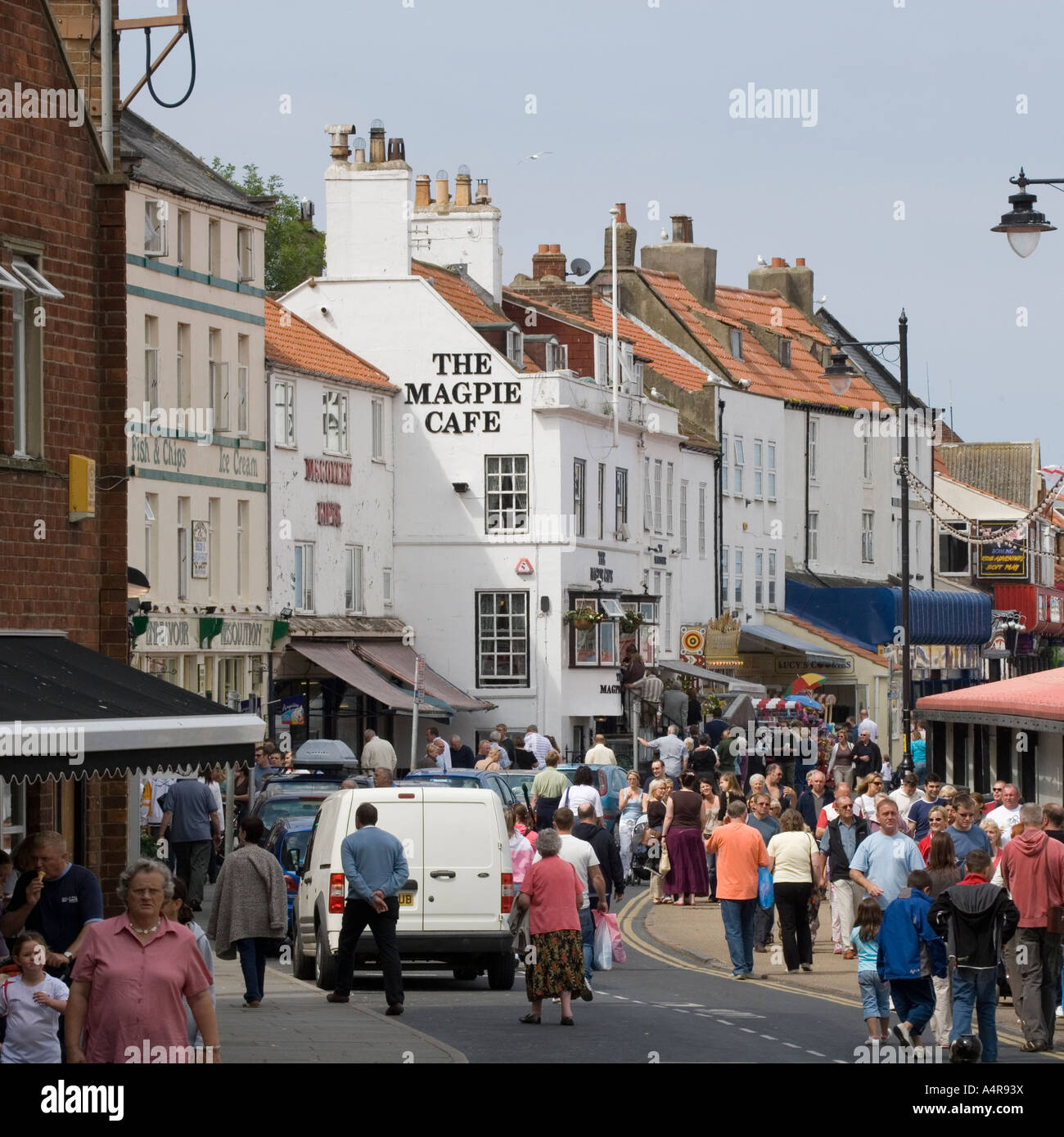 Magpie Street Food Whitby
