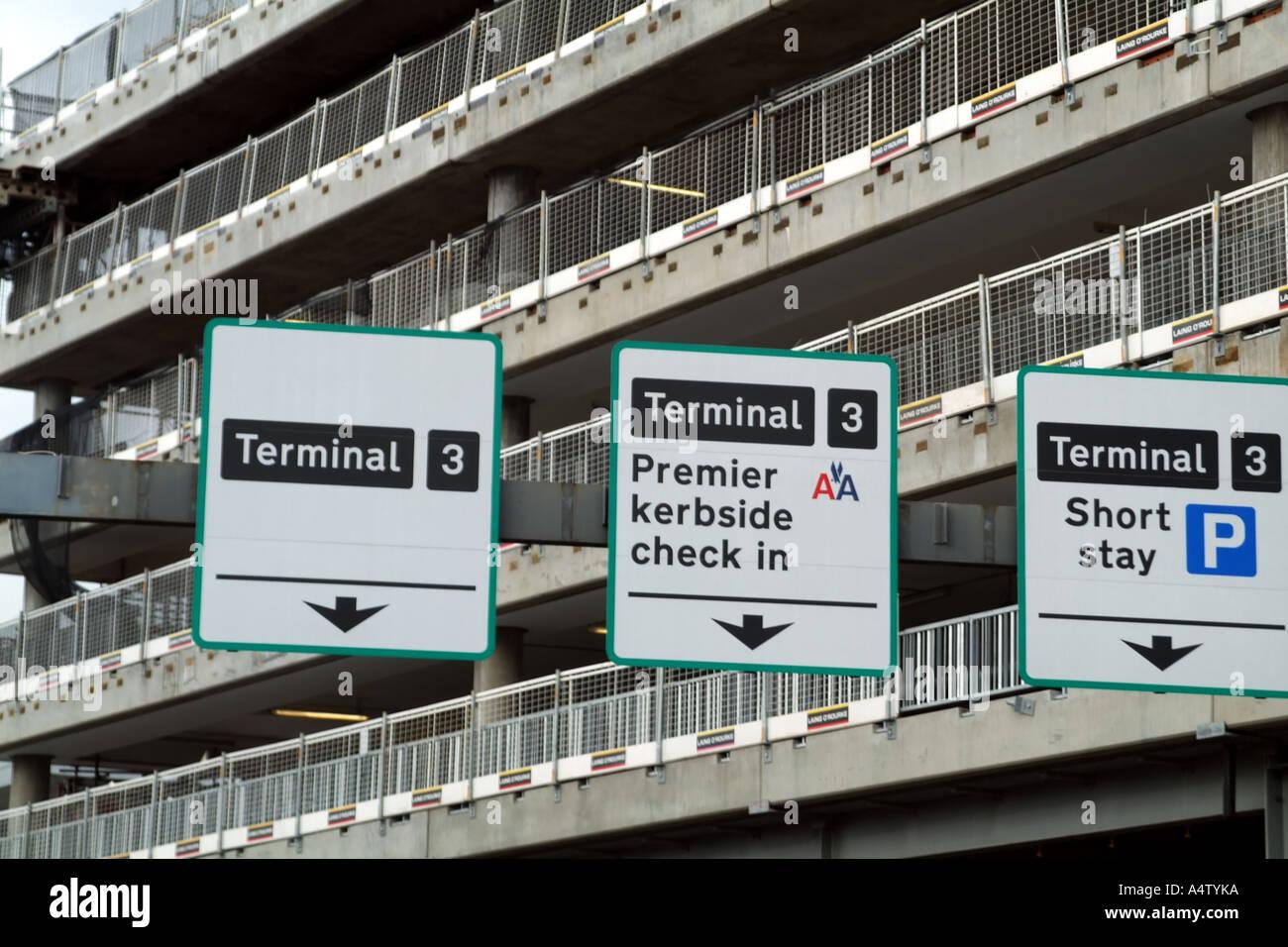 Heathrow Terminal  Long Stay Car Park