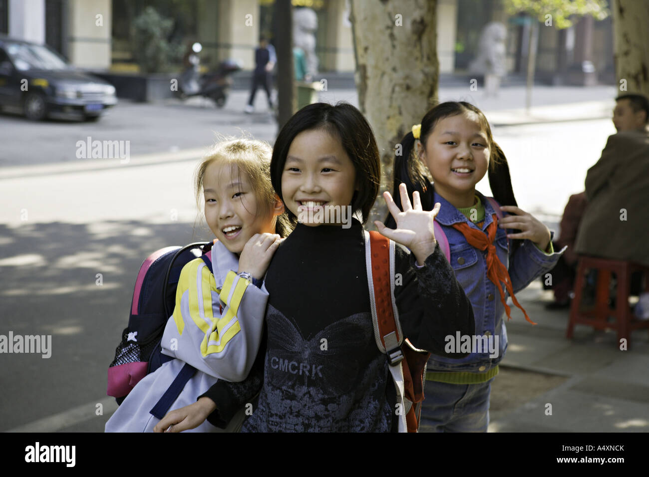 girls school how to say in chinese