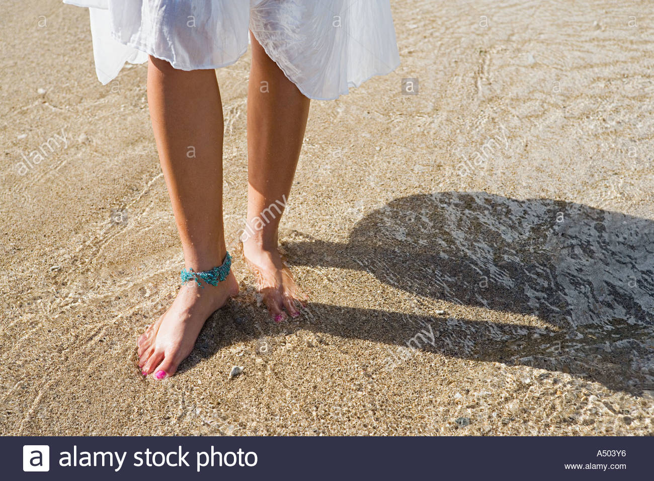 Anklet Stock Photos & Anklet Stock Images - Alamy