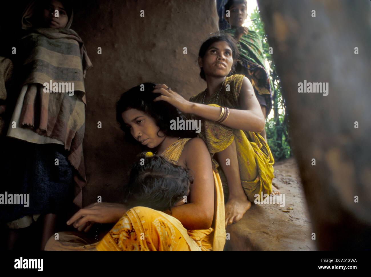 Tribal women in Koraput district Orissa India Stock Photo, Royalty ...