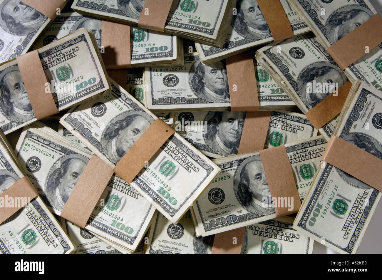 100 dollar bill stack   eBay
